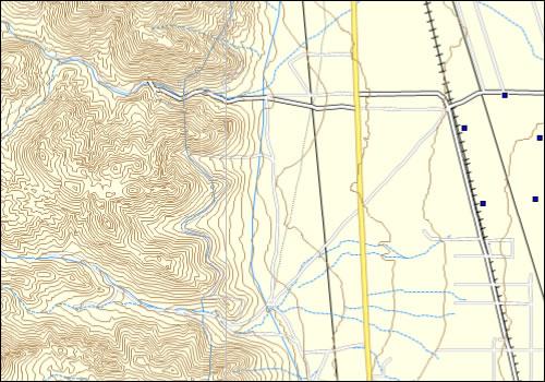 California Topo Garmin Compatible Map - GPSFileDepot