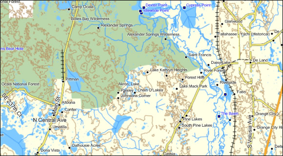 download florida maps for garmin