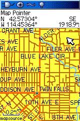 Idaho Topo Garmin Compatible Map - GPSFileDepot