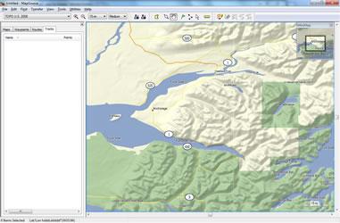 veel stijlen de beste houding erkende merken How To Open Maps In MapSource - GPSFileDepot
