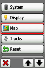 How To Change Which Map Is Displayed On A Garmin GPS - GPSFileDepot
