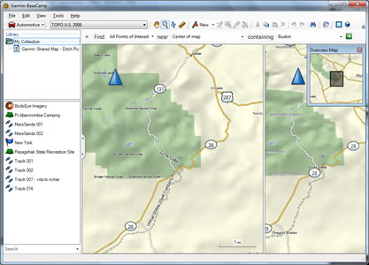 How to open maps in garmin basecamp gpsfiledepot gumiabroncs Gallery