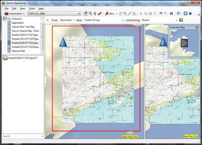 How To Open Maps In Garmin BaseCamp - GPSFileDepot