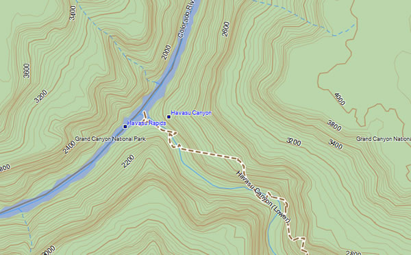 Arizona Topo Garmin Compatible Map GPSFileDepot - Eastern us topographic map