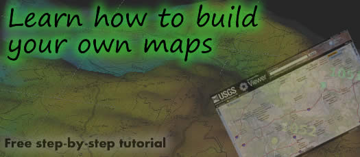 Learn how to make maps for your Garmin GPS.